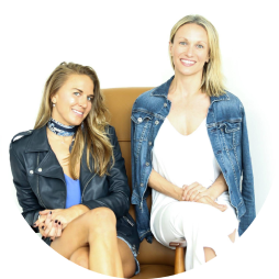 Lumion Life Founders - Amy and Lisa